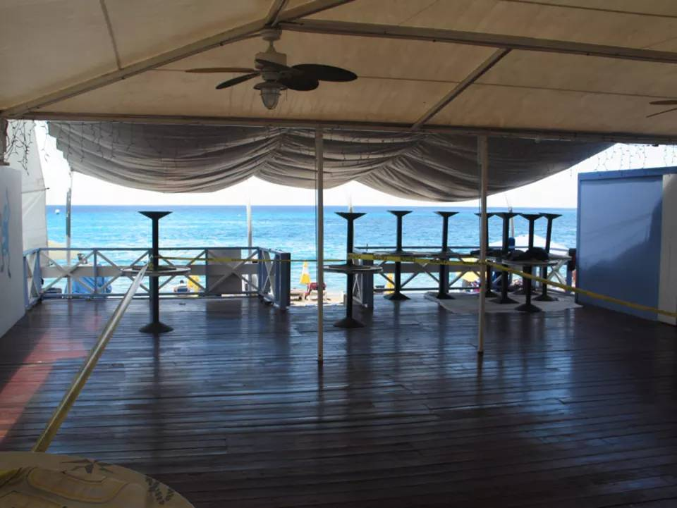 Blue Monkey Beach Bar, Restaurant, Club for sale in Barbados